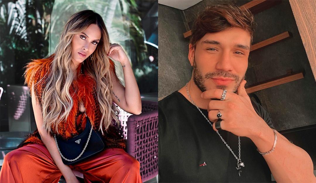 Assumidos, Sarah Andrade e Lucas Viana falam sobre relacionamento