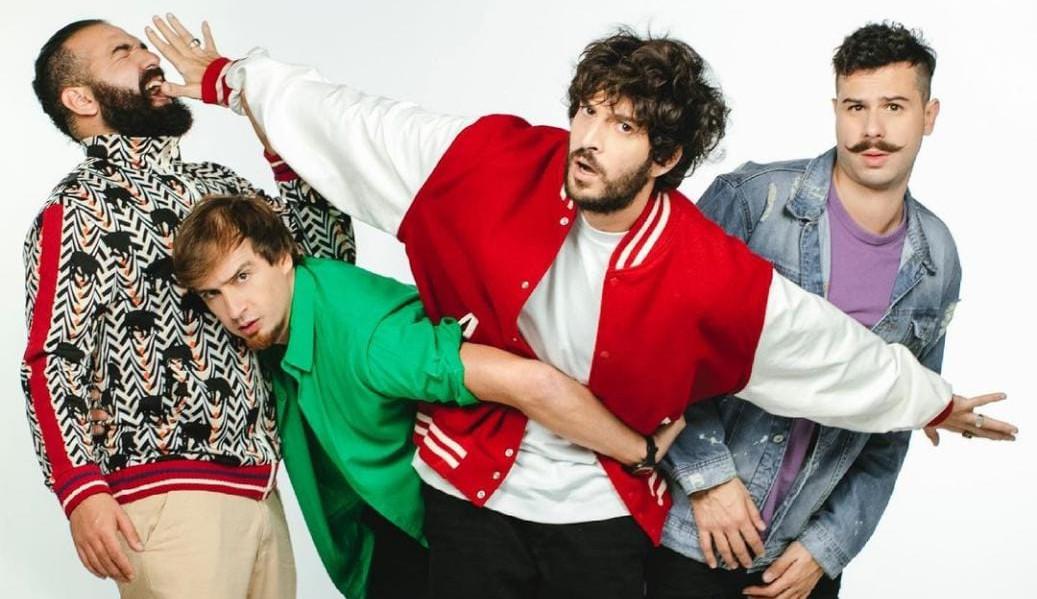 Exclusivo: Banda Hotelo conta como foi produzir o novo álbum e gravação de clipe com os Vovôs do TikTok: 'A intenção foi mostrar que não há idade para amar.'