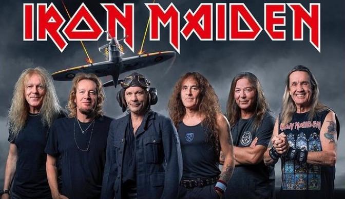 Iron Maiden retorna após 6 anos com clipe da música 'The Writing On The Wall'