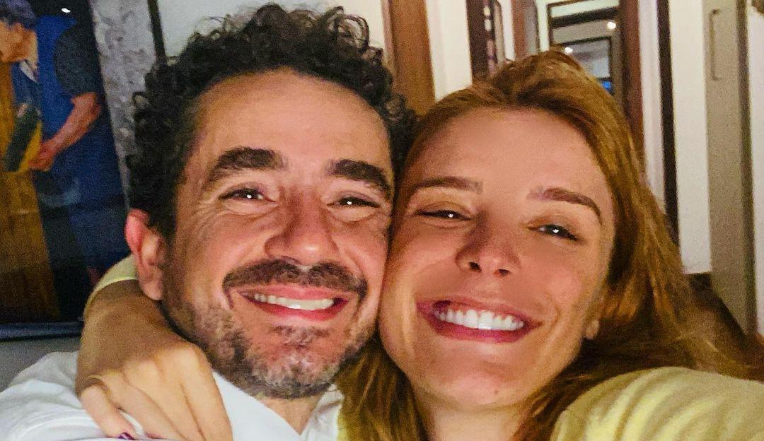 Rafa Brites e Felipe Andreoli anunciam que serão pais pela segunda vez