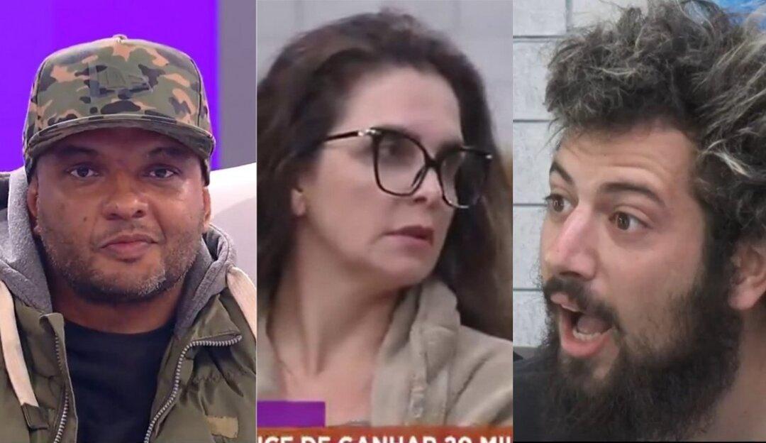 Após eliminação, Fernandinho Beatbox detona Luiza e Cartolouco