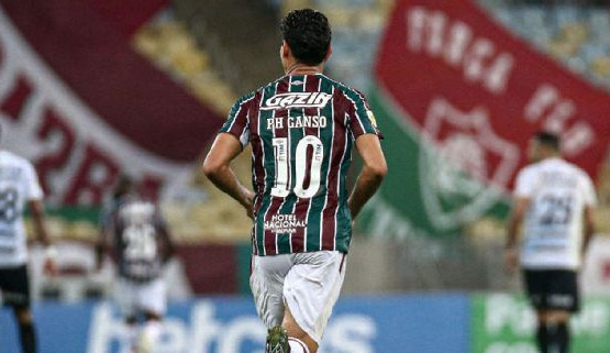 Vice geral do Fluminense, Celso Barros faz post criticando PH Ganso: 'Ganso é sonso'