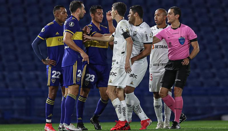 Atlético Mineiro recebe o Boca Juniors em busca da classificação na Libertadores