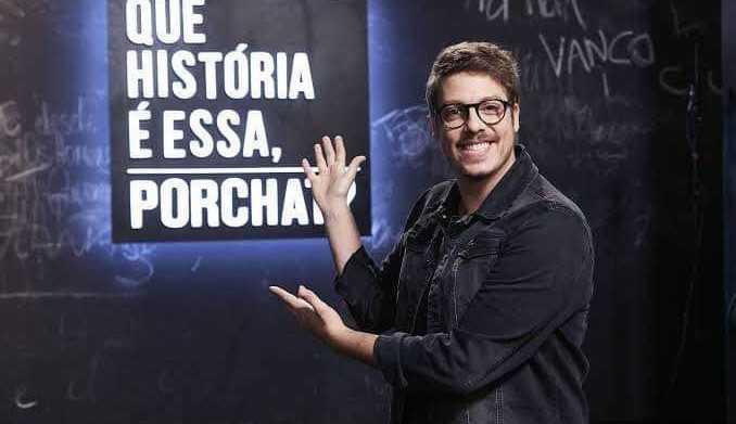 Fábio Porchat ajuda humoristas e doa R$ 240 mil