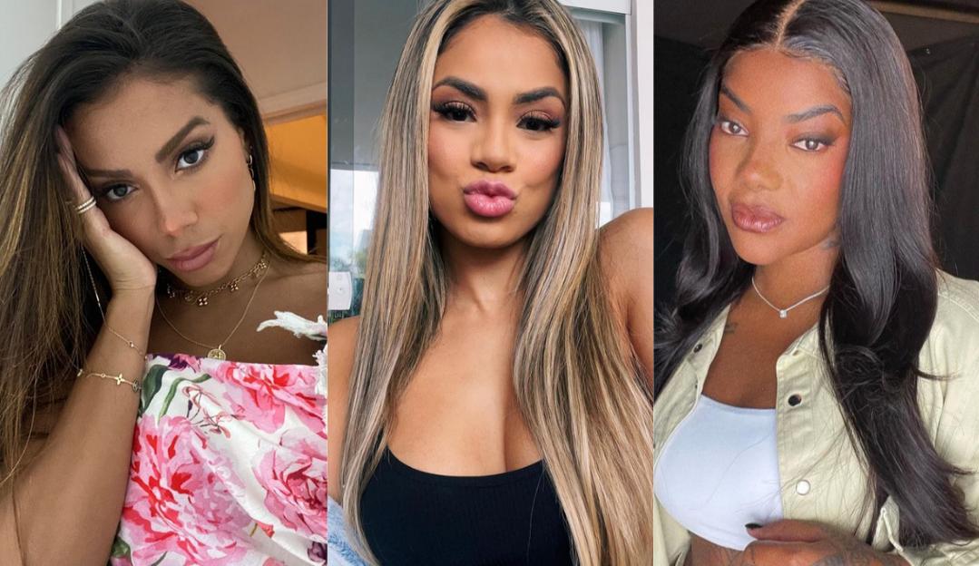 Anitta, Lexa e Ludmilla comemoram após funk brasileiro ser reconhecido como música urbana pelo Grammy Latino