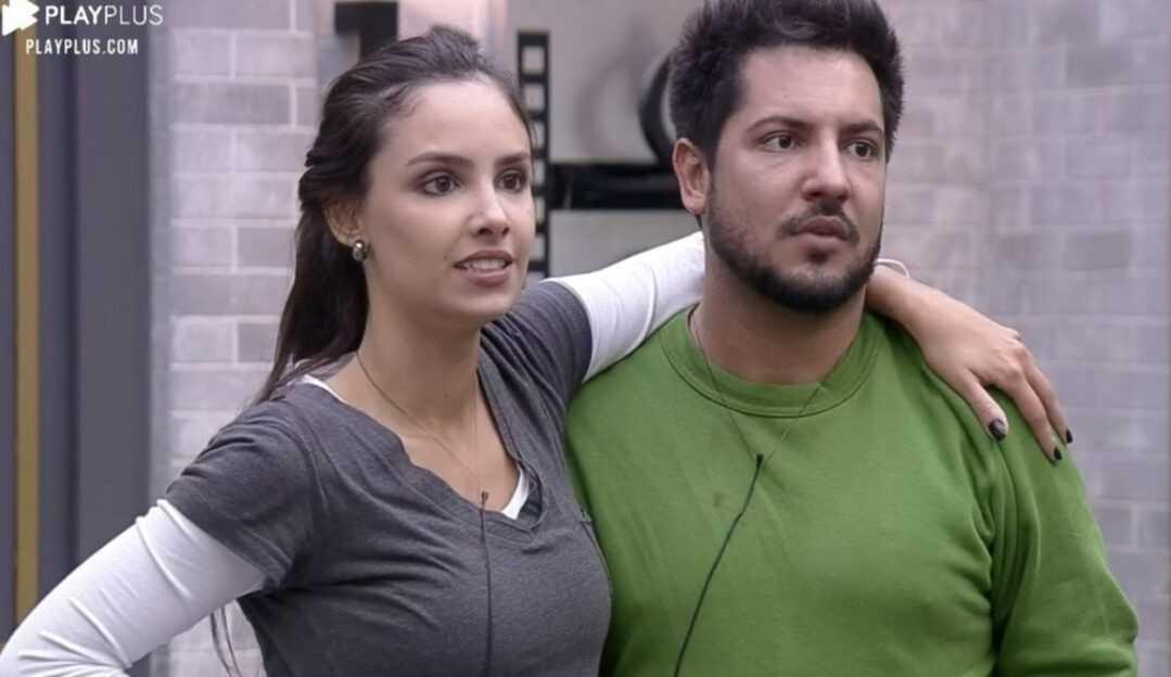 Power Couple: Geórgia e Thiago é o casal eliminado da semana