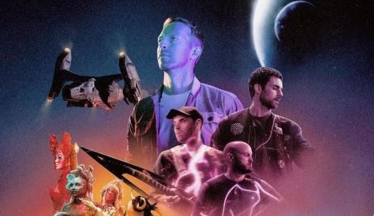 Coldplay faz anúncio do lançamento do novo álbum para outubro