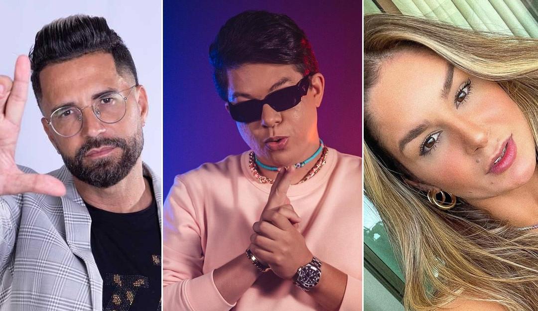 Cantor Latino repassará lucros de música com DJ Ivis para Pamella Holanda