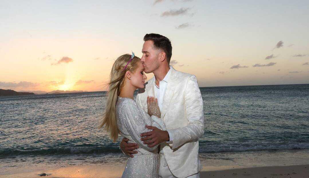 Paris Hilton está grávida do primeiro filho, de acordo com site