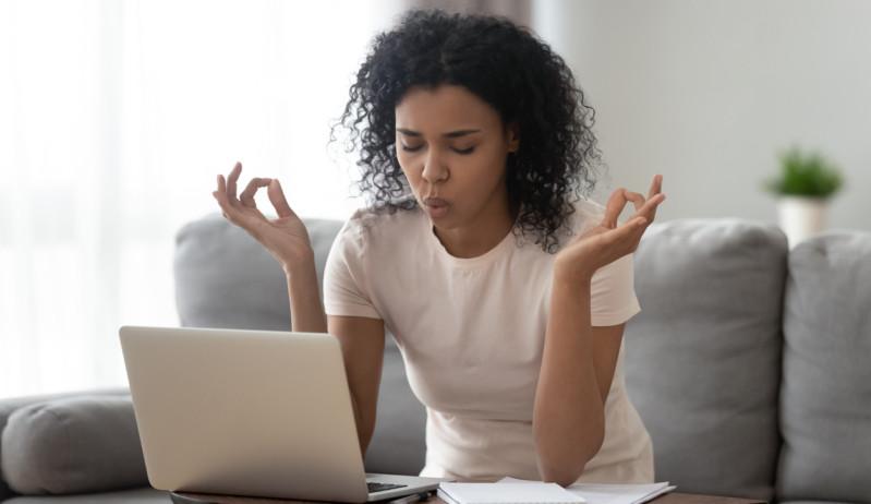 Estresse causa aumento do hormônio cortisol no corpo