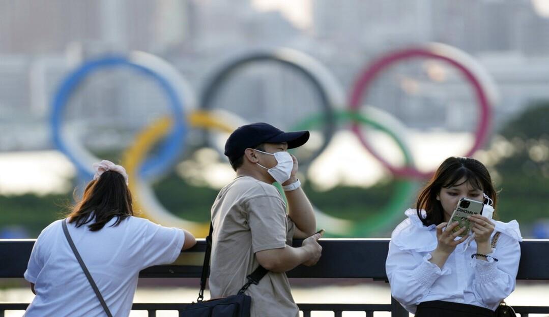 Tóquio bate recorde de casos de COVID-19 durante disputa das Olimpíadas