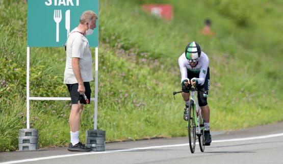 Técnico alemão de ciclismo deixa as Olímpiadas depois de fala racista