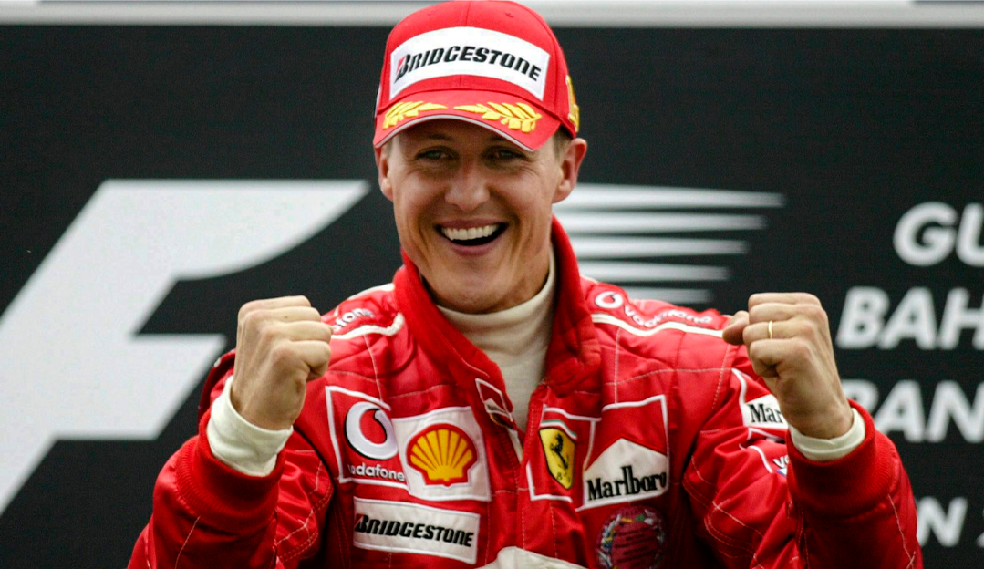 Aqueçam os motores! Netflix lança em setembro documentário sobre Schumacher