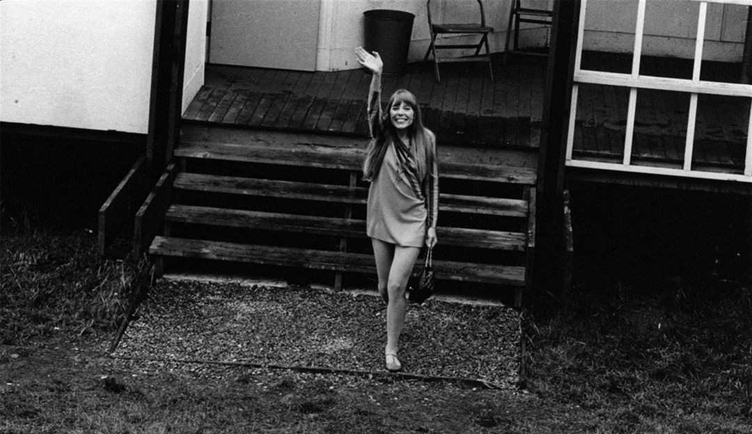 Joni Mitchell lança 'The Dawntreader', uma das apresentações no início de sua carreira gravada por Jimi Hendrix