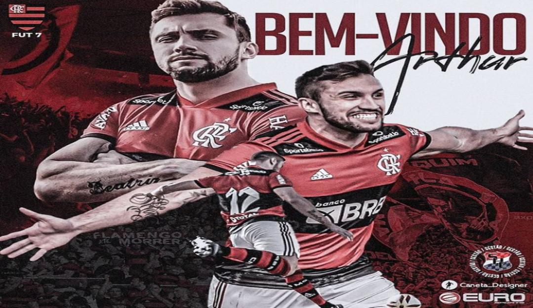 Ex BBB, Arthur Picoli, será jogador do Flamengo