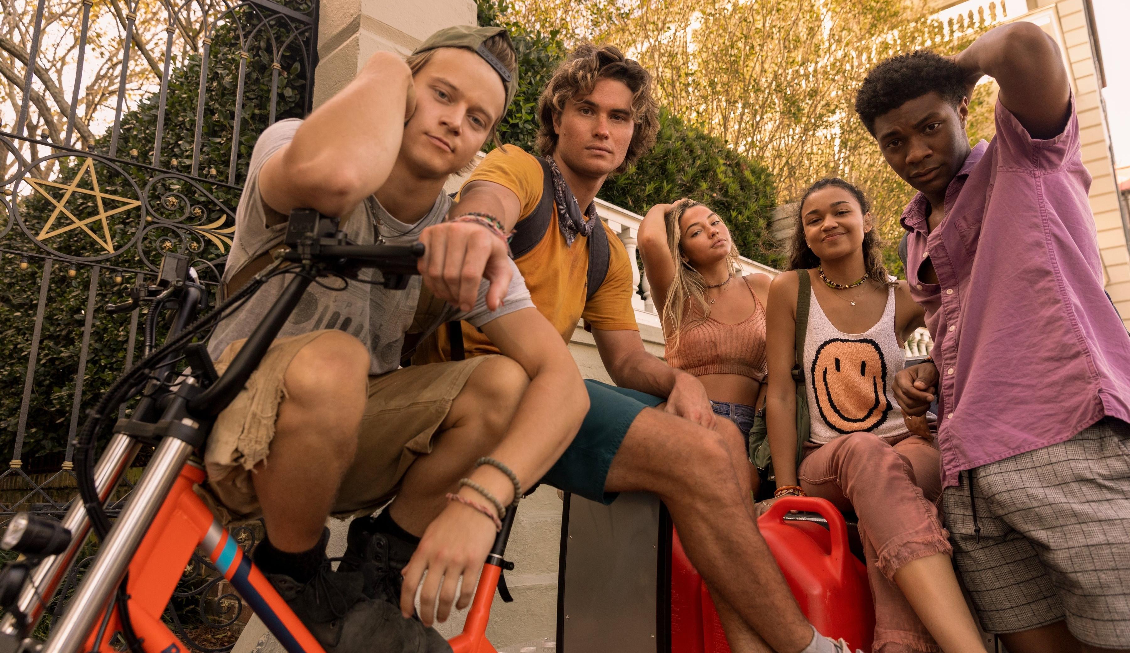 Netflix lança a nova temporada de 'Outer Banks'