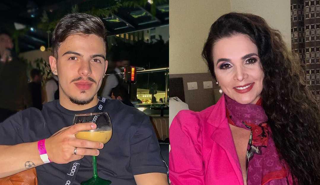 Thomaz Costa rebate críticas de Luiza Ambiel sobre 'velhofobia' na Ilha Record