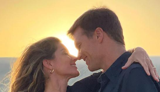 Gisele Bündchen debocha da habilidade técnica de seu marido Tom Brady