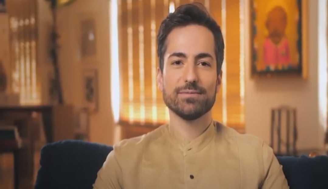 Thales Bretas posta vídeo emocionante para a campanha 'Seja homem para sentir'