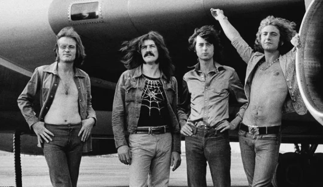 Becoming Led Zeppelin: promete ter materiais inéditos