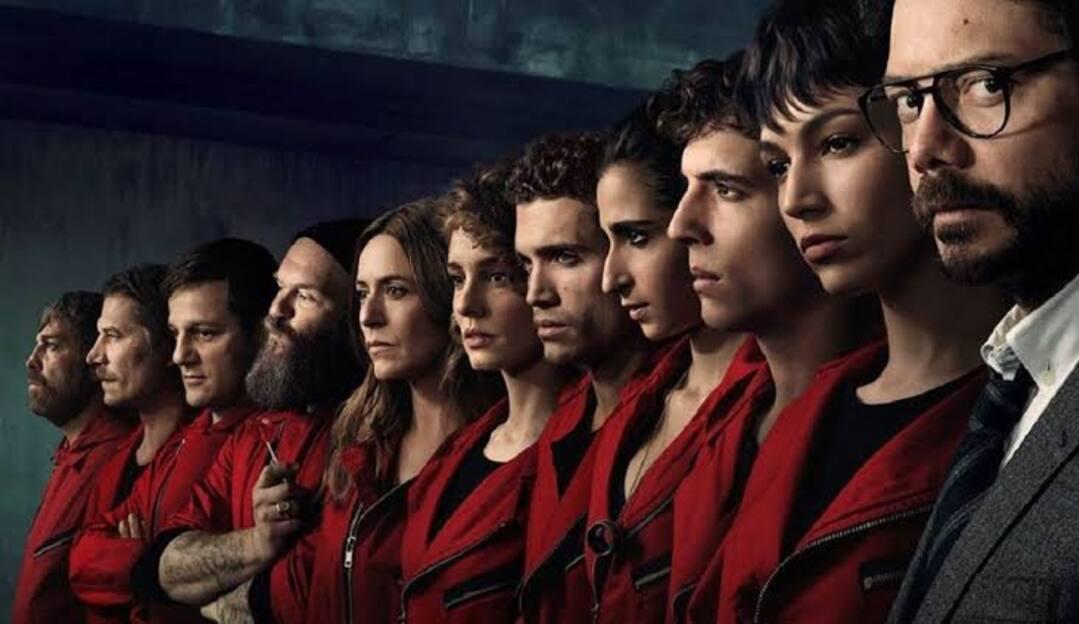 Netflix divulga trailer da Parte 1 da 5ª Temporada de 'La Casa de Papel'