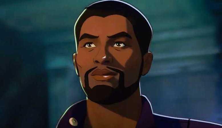What If...?   Série animada foi o último trabalho de Chadwick Boseman