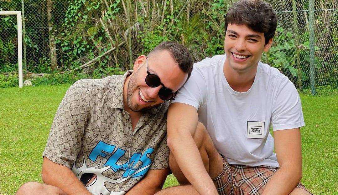 Lucas Rangel critica 'Meus Prêmios Nick' após ser indicado com seu namorado