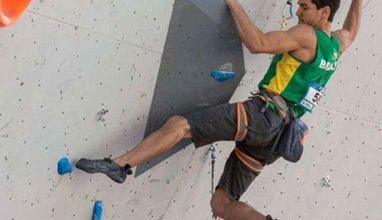 Escalada: nova modalidade olímpica fortalece músculos e turbina a resistência.