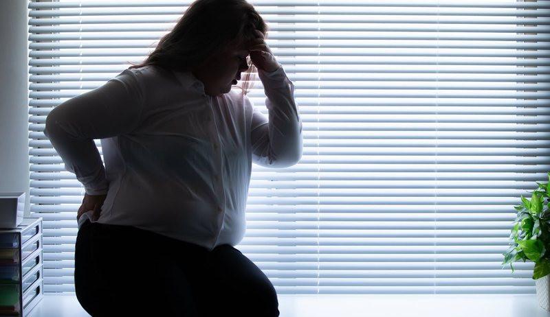 Gordura corporal pode diminuir quantidade de massa encefálica cinzenta