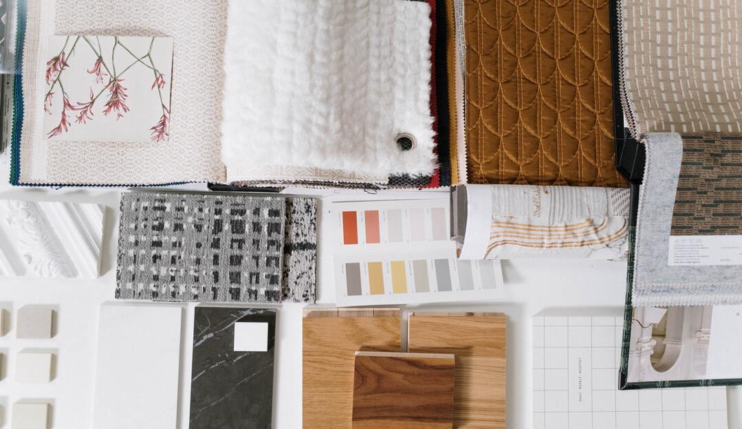 Tendências de estampas, texturas e padronagens