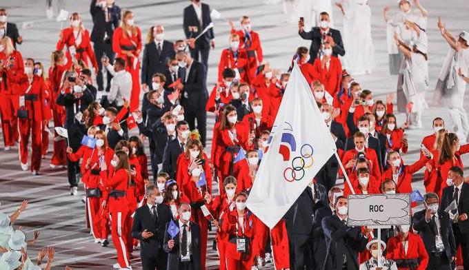 A história de doping russa e o ROC nas olimpíadas 2020