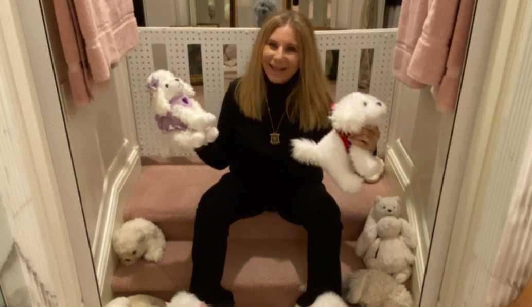 Barbra Streisand lança o álbum de compilação 'Release Me 2'