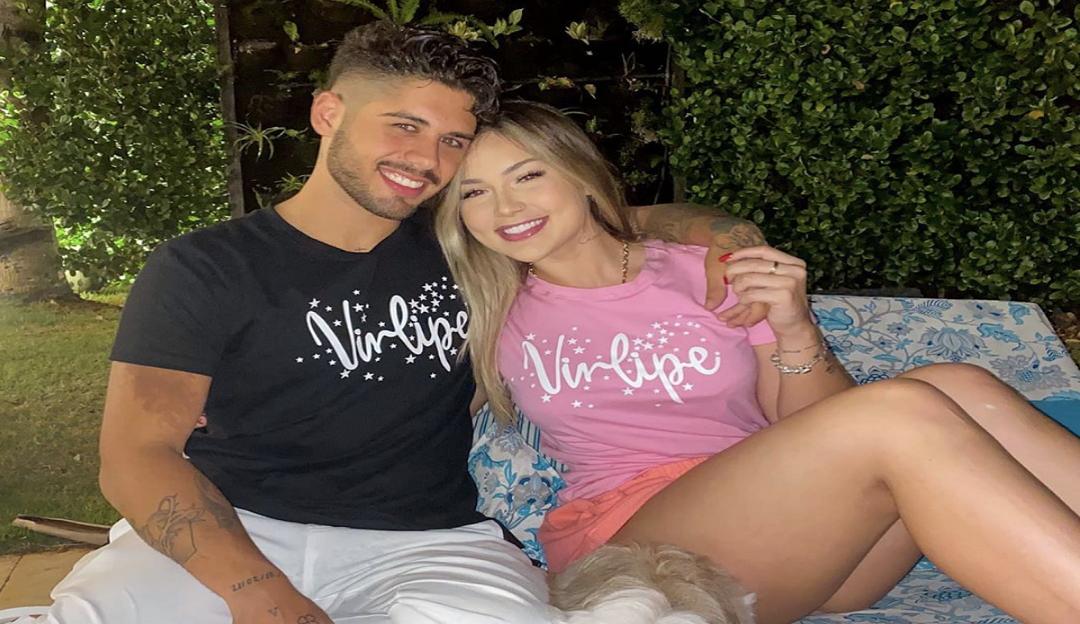 Virgínia e Zé Felipe mostram a nova mansão do casal