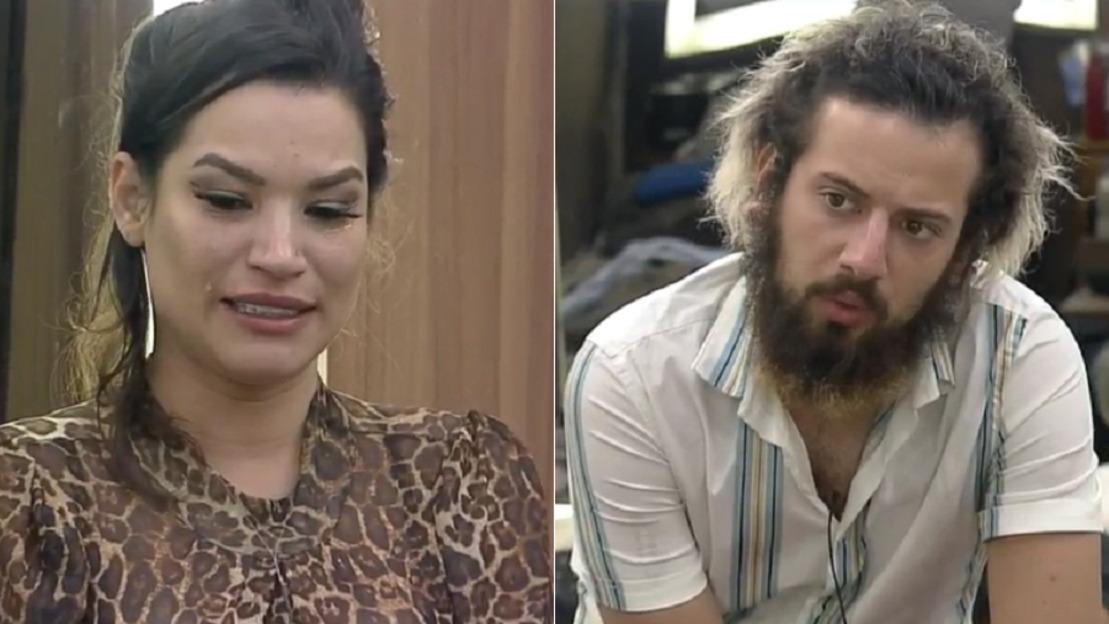 Cartolouco se desculpa com Raissa Barbosa após formação de roça: 'Errei'