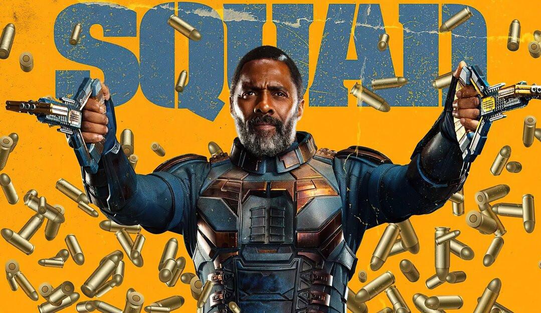 Idris Elba comenta rumores de que substituiria Will Smith em 'O Esquadrão Suicida'