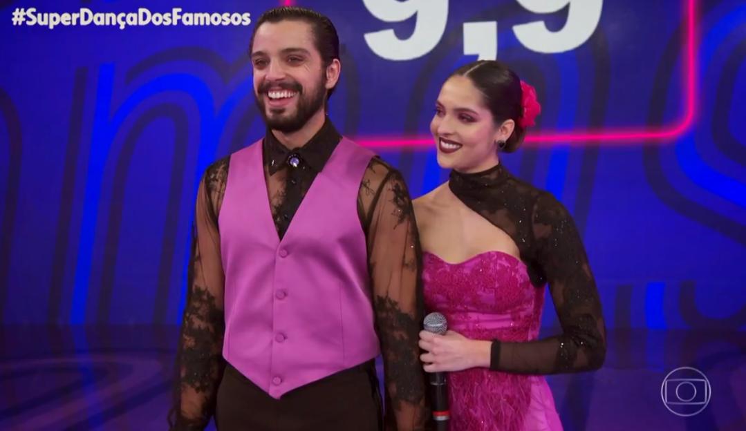 Rodrigo Simas é o primeiro finalista da dança dos famosos; confira