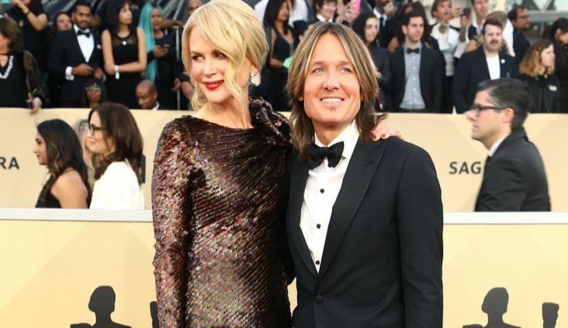 Nicole Kidman fala sobre como marido se sente com cenas quentes protagonizadas por ela