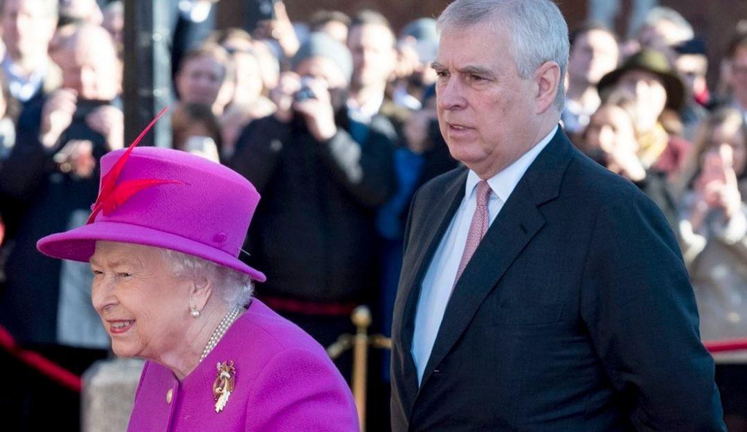 Vítima de Jeffrey Epstein acusa o Príncipe Andrew de abuso sexual