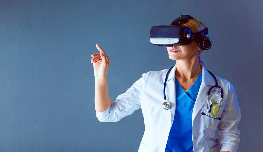 Entenda como a Realidade Virtual pode ajudar na Medicina