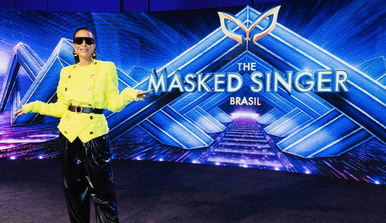 SBT desistiu de 'The Masked Singer' por falta de dinheiro para Rede Globo.