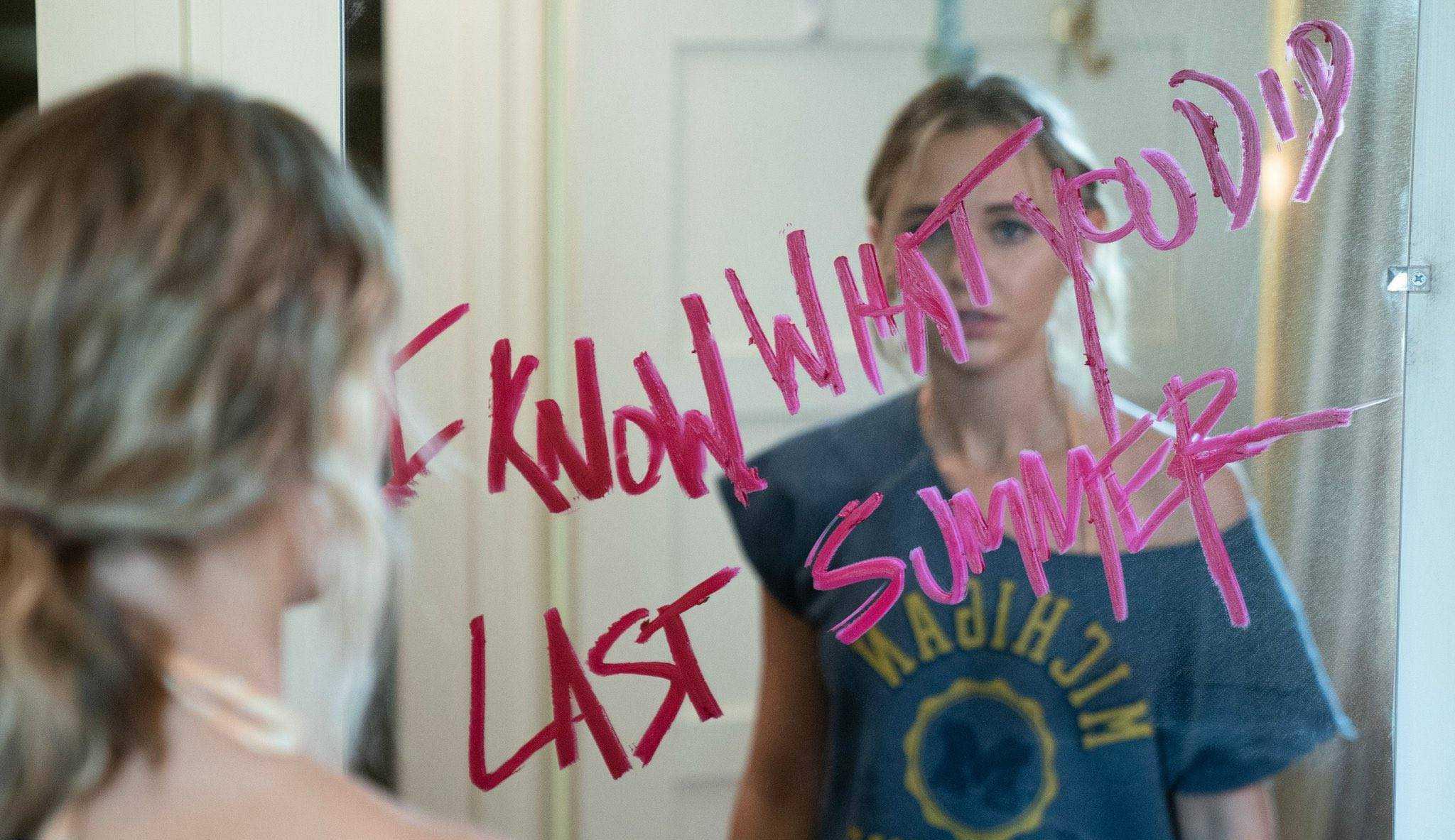 Série de 'Eu Sei O Que Vocês Fizeram no Verão Passado' ganha imagens e data de estreia