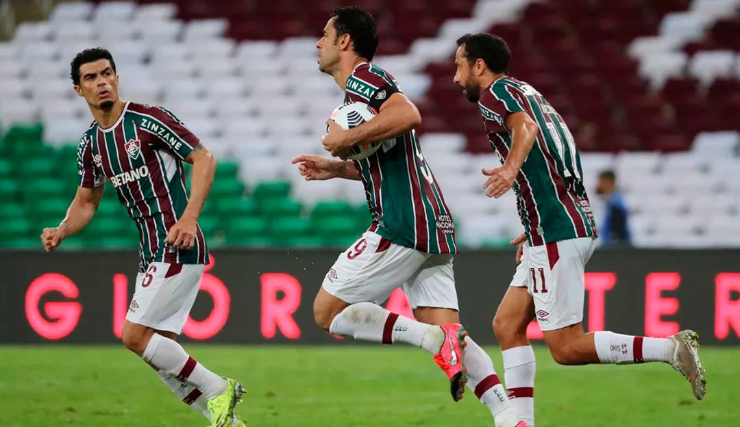 Dramático: Fluminense empata no fim contra o Barcelona-EQU e precisará fazer gols fora