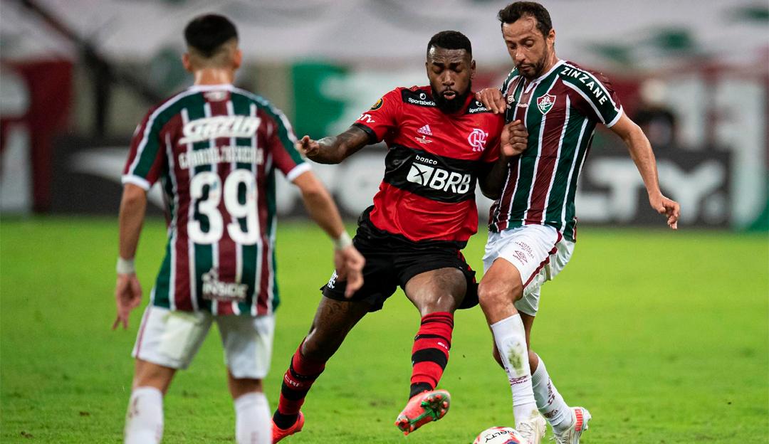 Pra História! Flamengo e Fluminense podem se enfrentar em uma suposta semifinal de Libertadores