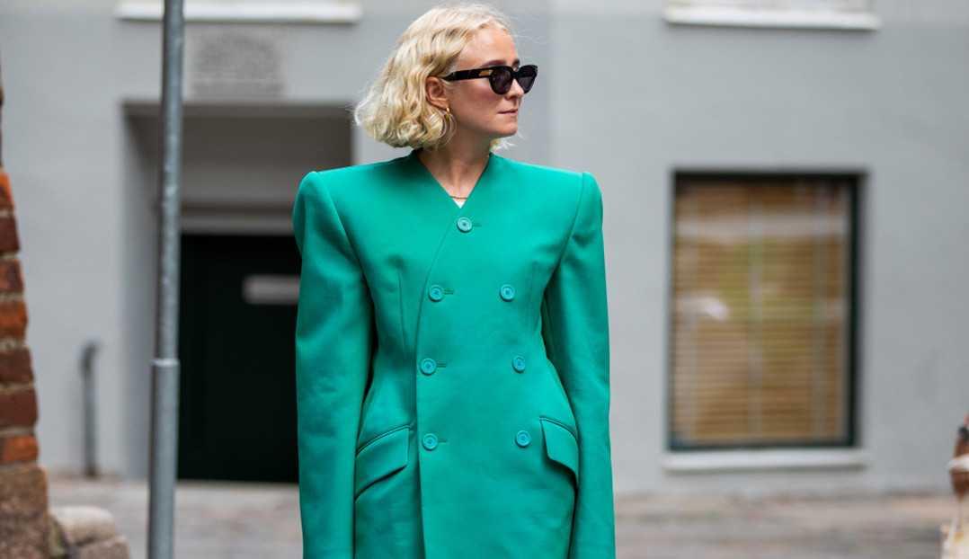 Blazer: o protagonista da Copenhagen Fashion Week