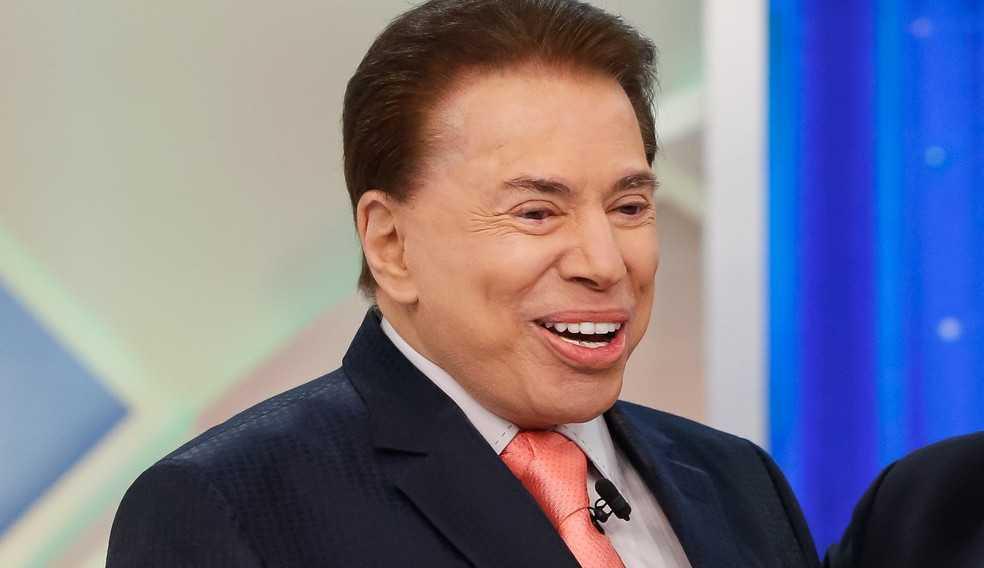 Aos 90 anos, Silvio Santos é internado com Covid-19