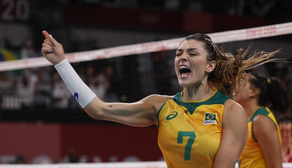 Rosamaria é eleita a melhor personagem das Olimpíadas 2020
