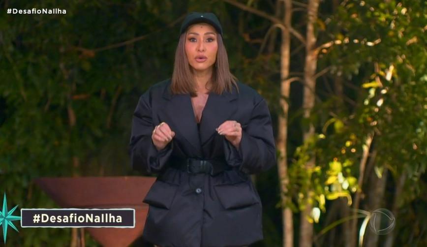 Após Negão do BL perder prova no 'Ilha Record', Sabrina Sato revela: 'Tinha certeza que o Matheus ia levar a melhor'