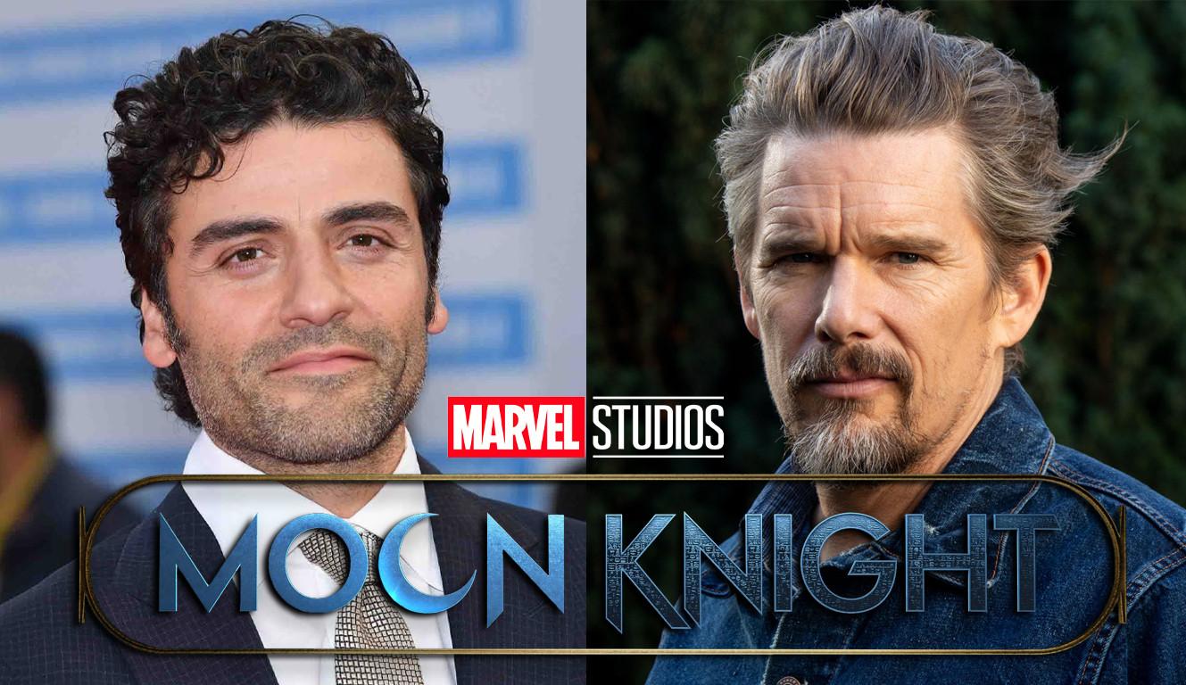 Cavaleiro da Lua   Ethan Hawke revela que foi Oscar Isaac quem o convidou para participar da série