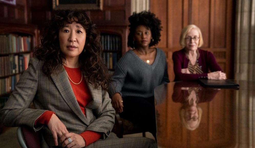 The Chair: Sandra Oh protagoniza nova série da Netflix