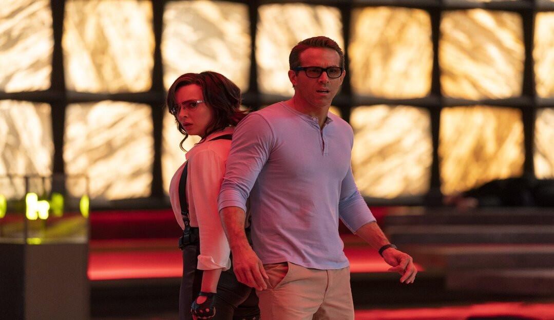 'Free Guy' lidera as bilheterias norte-americanas e Ryan Reynolds agradece os fãs pelo sucesso do filme